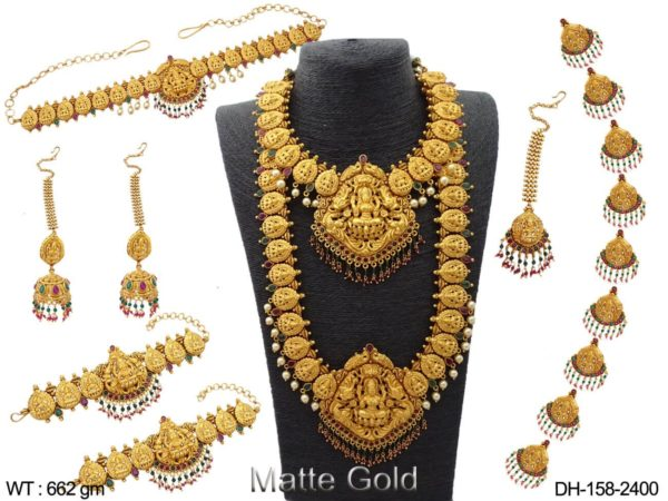 South Indian Traditional Dulhan Set