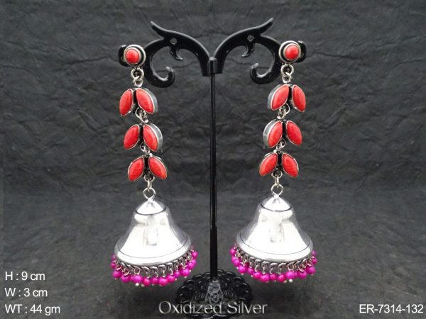 Bell Style Long Fusion Earrings