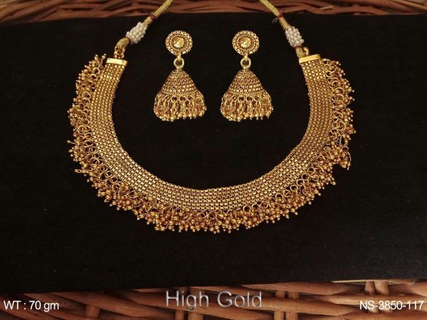 Traditional Style Online Necklace Set