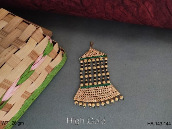 traditional antique Hair Accessories