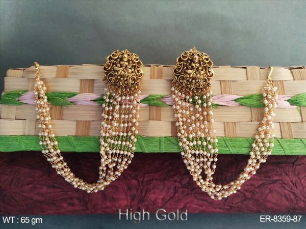 Temple traditional Earring